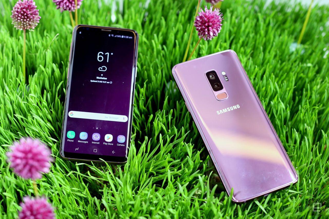 Galaxy S9 ve Galaxy S9+'a yakından bakın! - Page 3