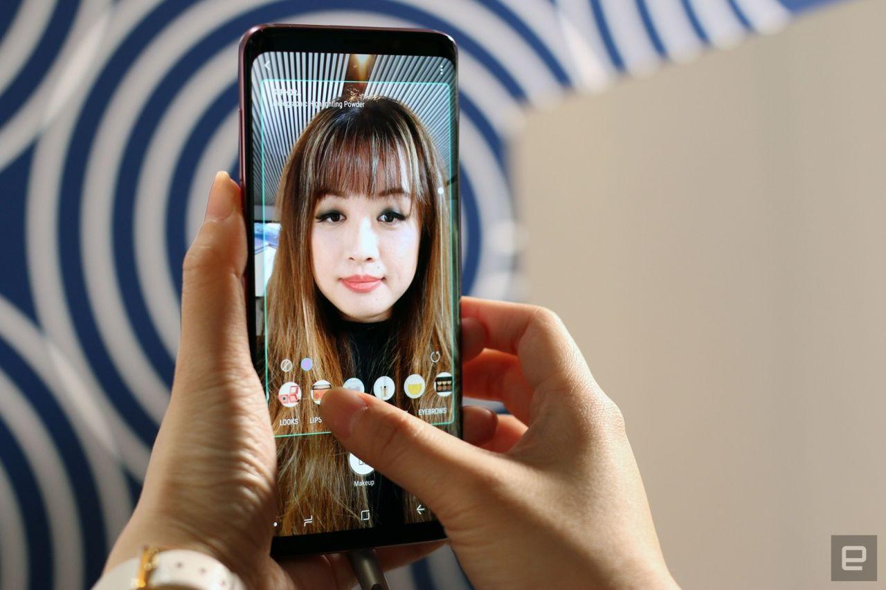 Galaxy S9 ve Galaxy S9+'a yakından bakın! - Page 4