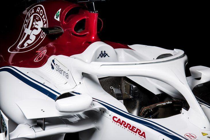 Alfa Romeo, Sauber F1 Takımı'nın yeni aracı C37 - Page 4