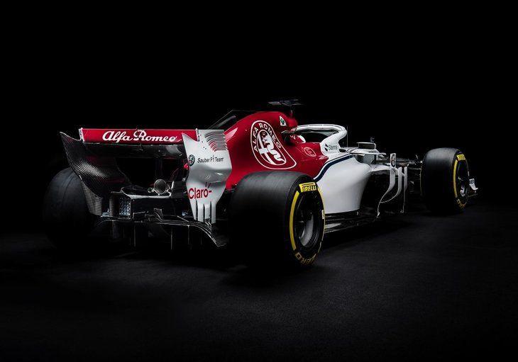 Alfa Romeo, Sauber F1 Takımı'nın yeni aracı C37 - Page 2