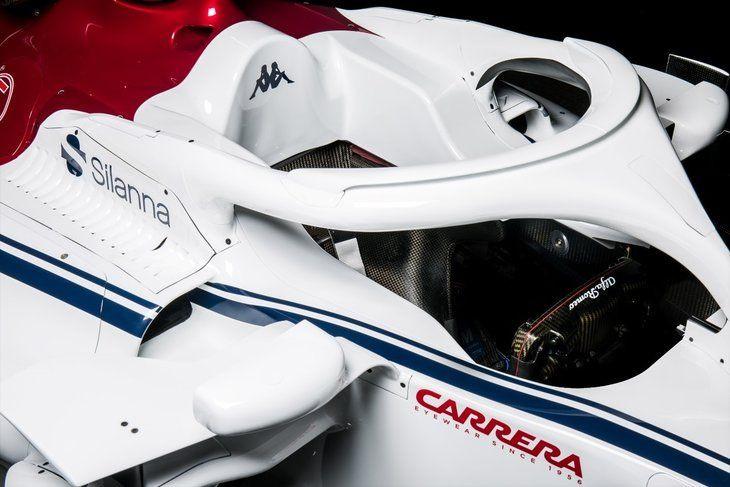 Alfa Romeo, Sauber F1 Takımı'nın yeni aracı C37 - Page 3