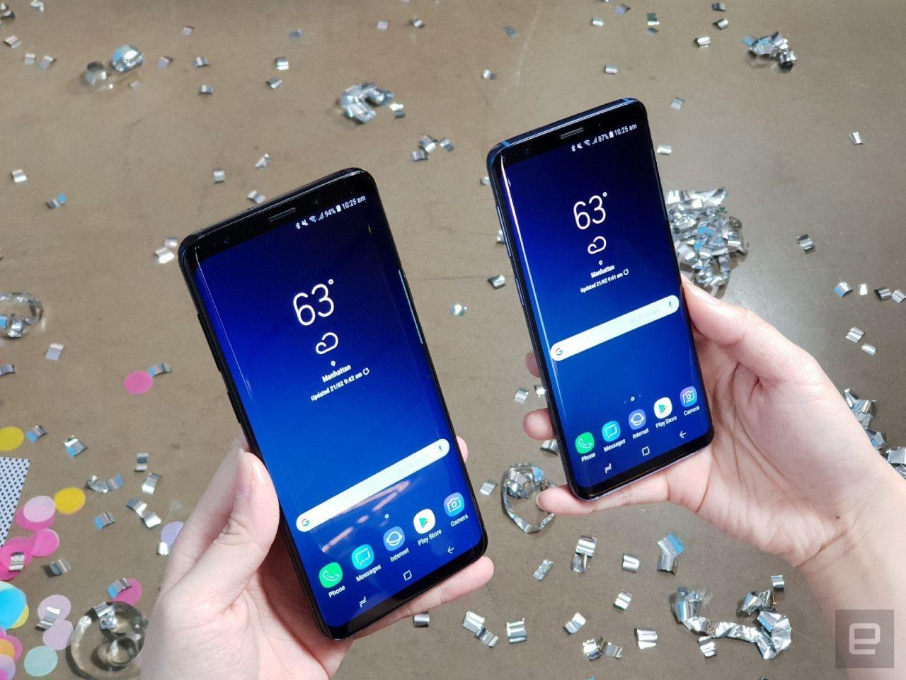 Samsung Galaxy S9 ve S9 + kamera örnekleri - Page 4