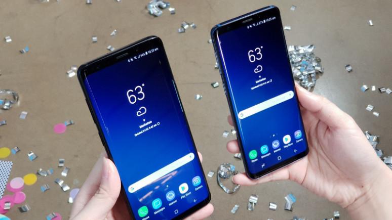 Galaxy S9'un özelliklerini deneyin!