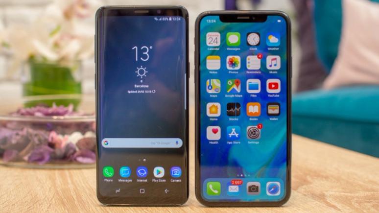 Galaxy S9'un işlemcisi iPhone X'dan yavaş!