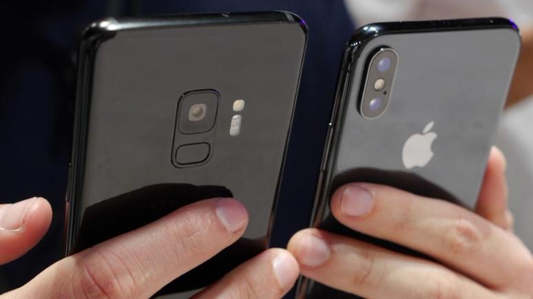 Galaxy S9 ile iPhone X karşılaştırması