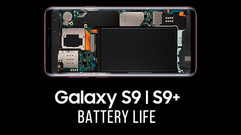 Galaxy S9 ve S9+ resmi pil ömrü testleri