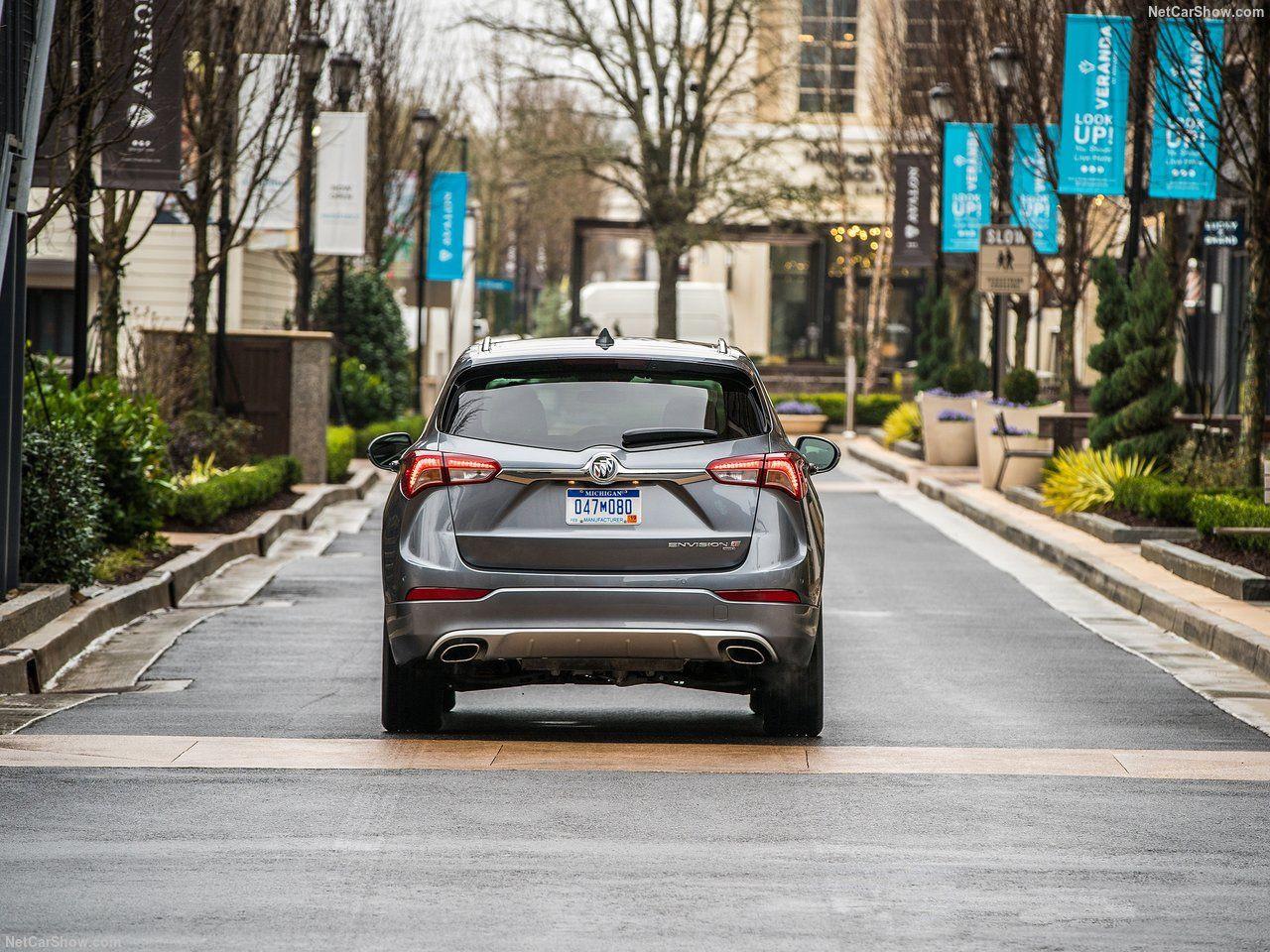 Buick Envision zarif tasarımı ile büyülüyor! - Page 2