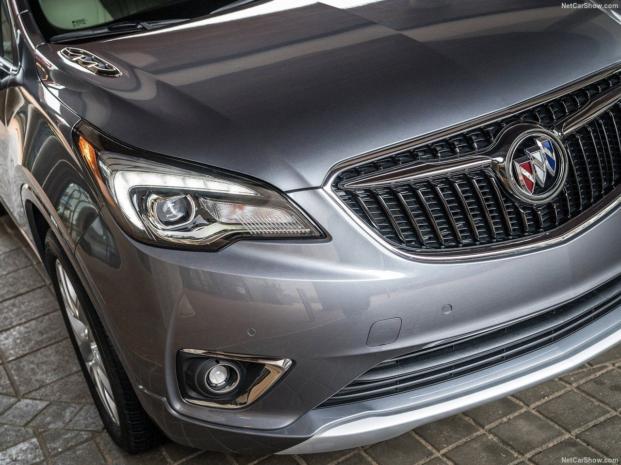 Buick Envision zarif tasarımı ile büyülüyor! - Page 4