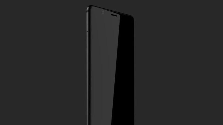 BlackBerry'nin yeni telefonu Ghost sızdı!