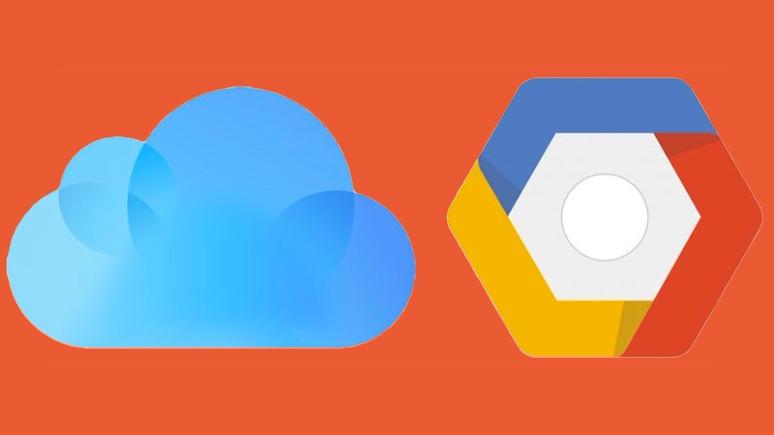 Apple, iCloud için Google ile anlaştı!