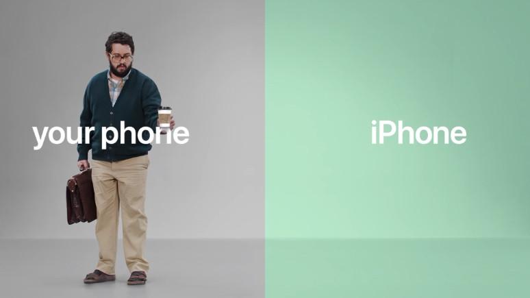 Apple'dan tüm rakiplerine gönderme!