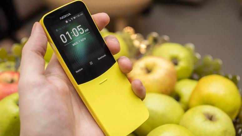 Nokia 8110'da WhatsApp olacak mı?