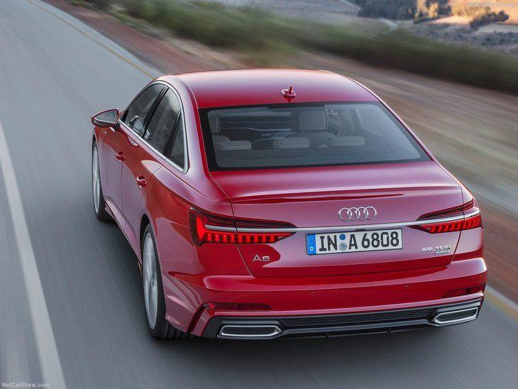 Yeni nesil Audi A6 da Cenevre'de yerini alacak - Page 2