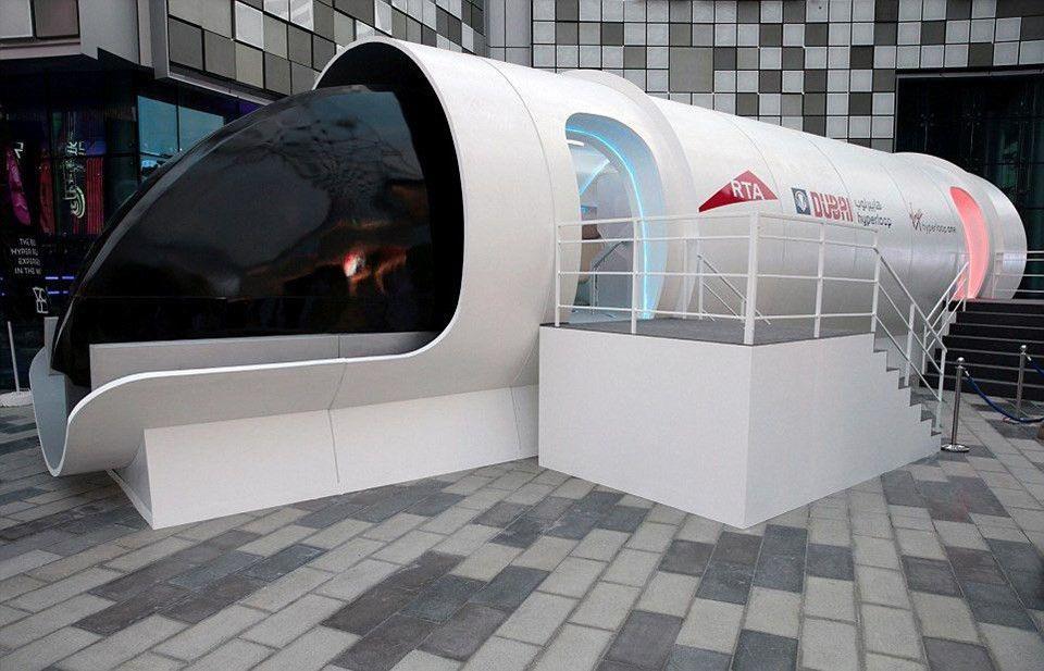Hyperloop'un prototipi gün yüzüne çıktı - Page 1