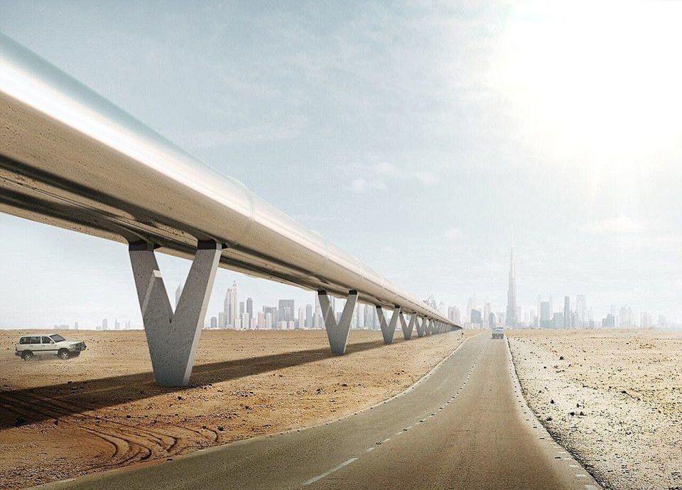 Hyperloop'un prototipi gün yüzüne çıktı - Page 3