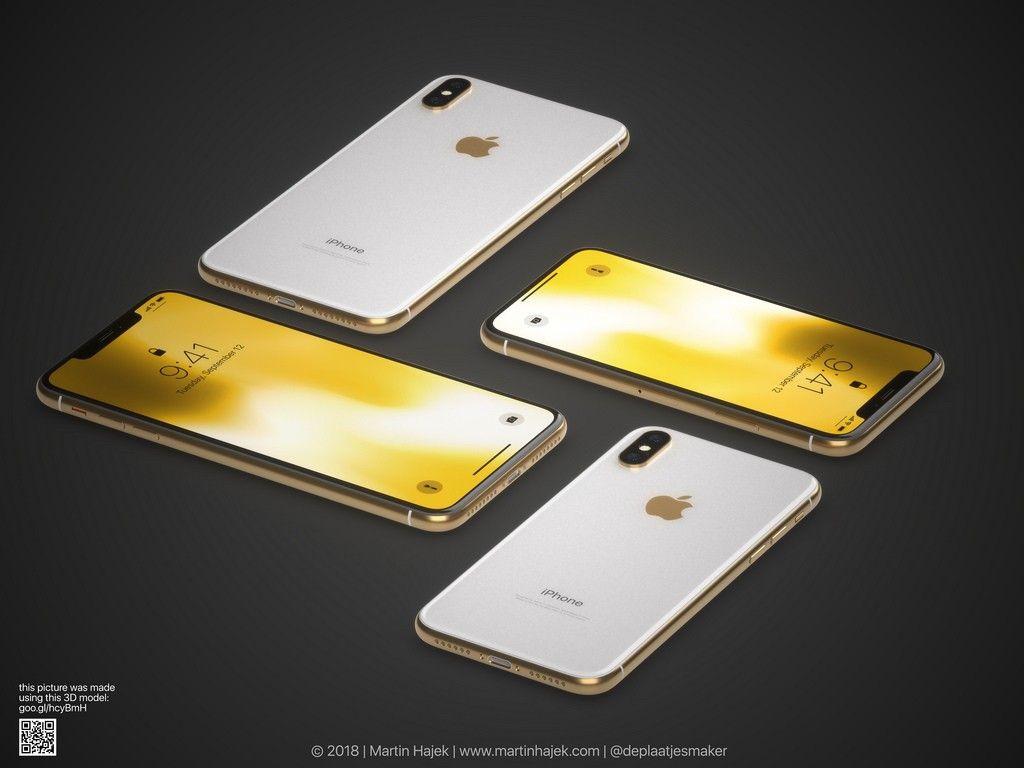 İşte şık tasarımı ile altın renkli iPhone X! - Page 3