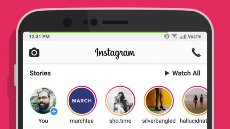 Instagram, WhatsApp'a rakip oluyor!