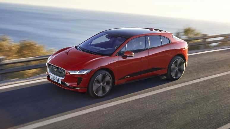 Jaguar'dan Tesla katili elektrikli otomobil!