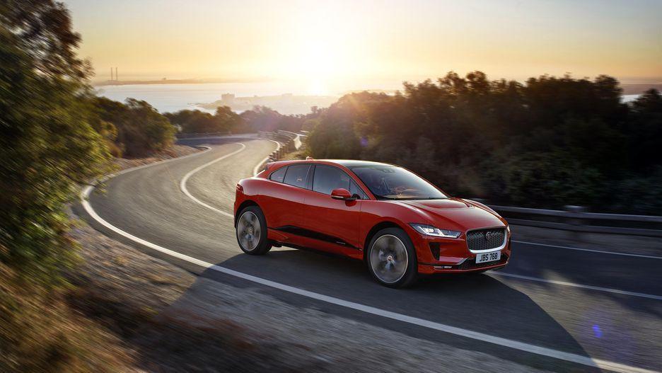 Tesla'nın yeni rakibi Jaguar Pace! - Page 1