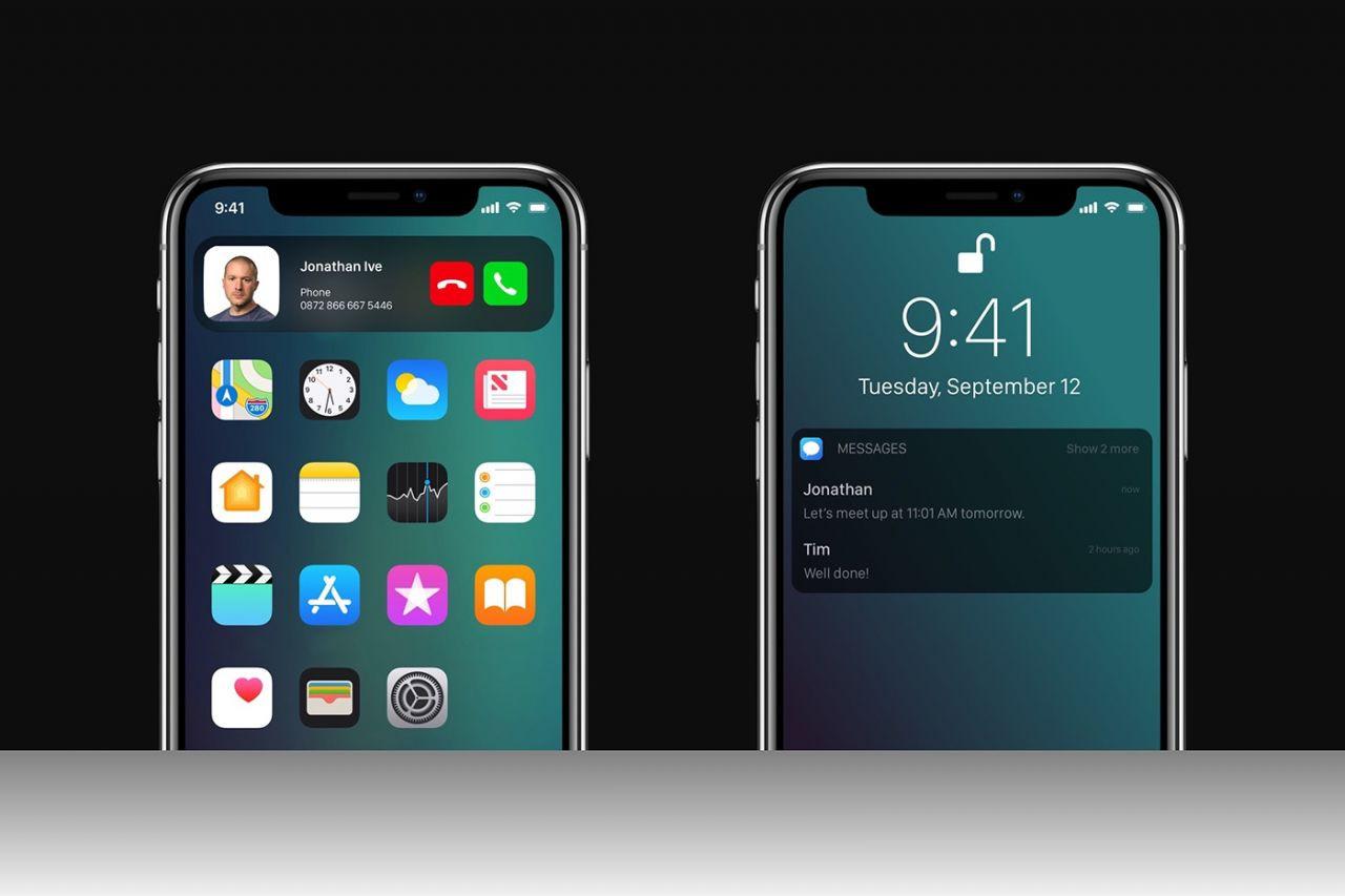 Etkileyici iOS 12 konseptleri! - Page 2