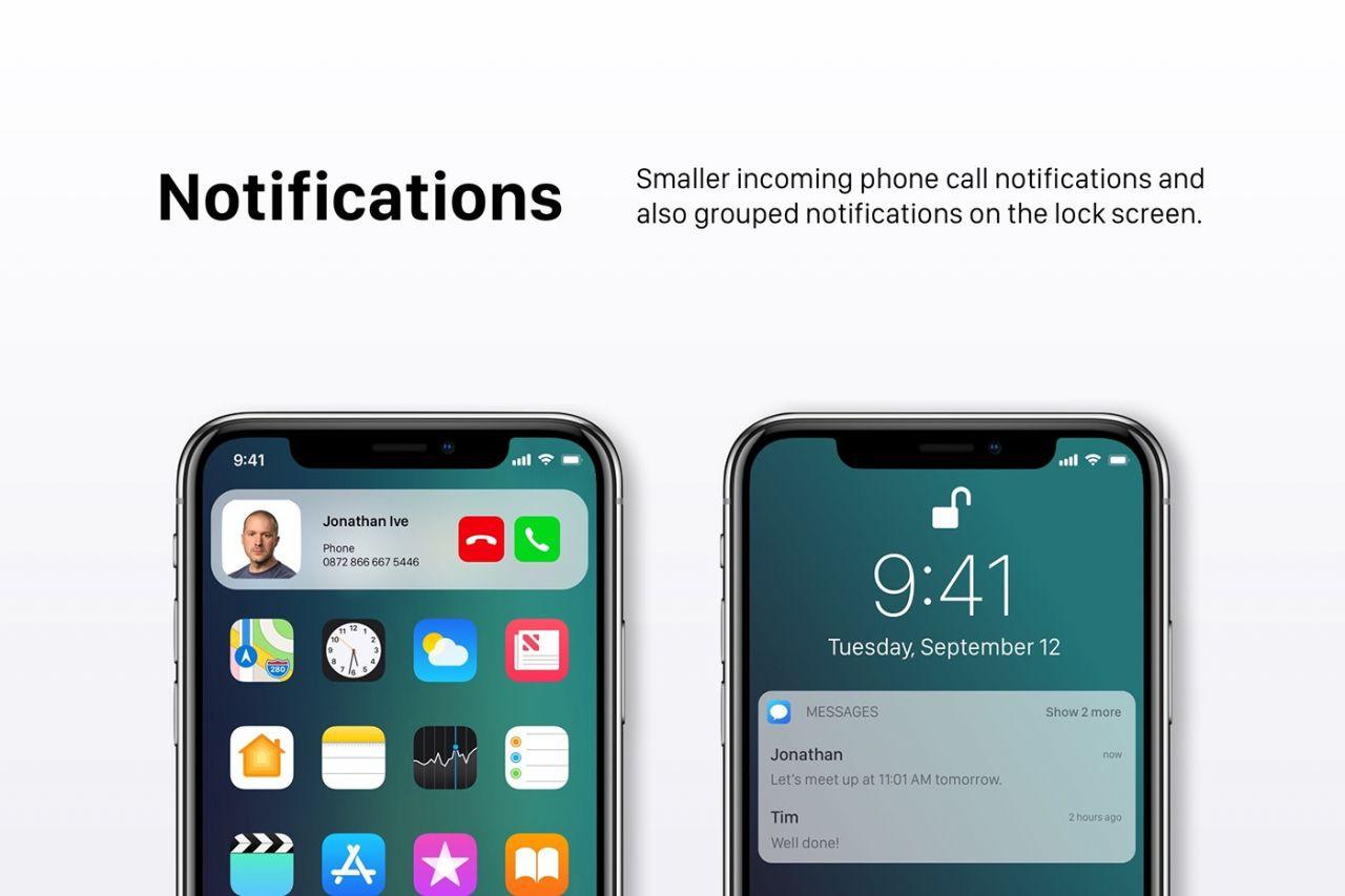 Etkileyici iOS 12 konseptleri! - Page 4