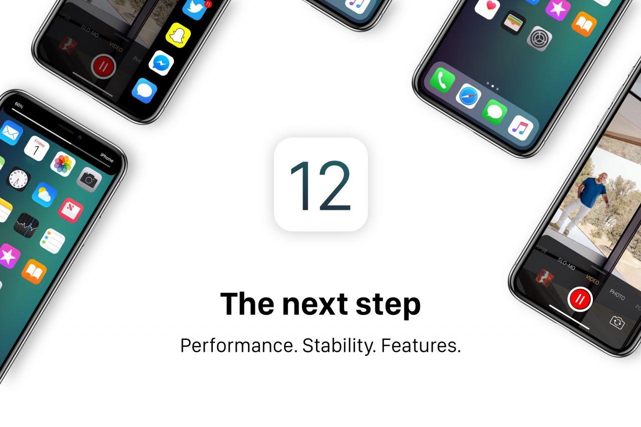 Etkileyici iOS 12 konseptleri! - Page 1