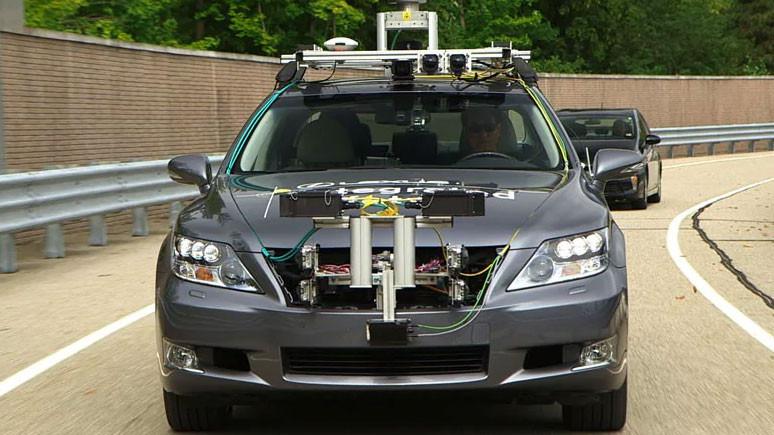 Toyota'dan otonom sürüşe büyük yatırım
