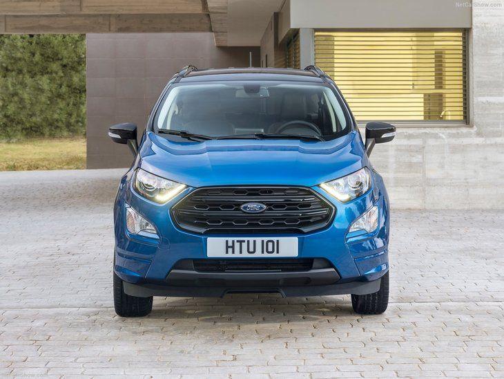SUV ailesinin en yeni üyesi Ford EcoSport - Page 1