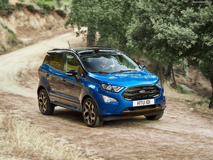 SUV ailesinin en yeni üyesi Ford EcoSport - Page 3