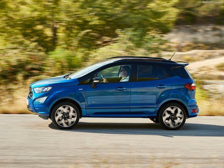 SUV ailesinin en yeni üyesi Ford EcoSport - Page 4