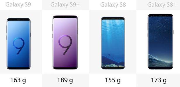 Galaxy S9, S9+ ve Galaxy S8, S8+ karşılaştırma - Page 2