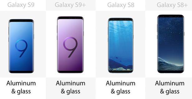 Galaxy S9, S9+ ve Galaxy S8, S8+ karşılaştırma - Page 4