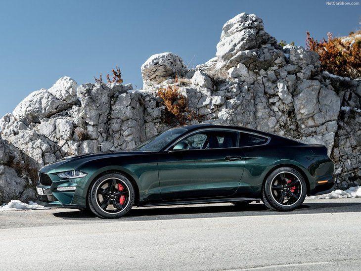 Yeni Ford Mustang Bullitt'in özellikleri - Page 2