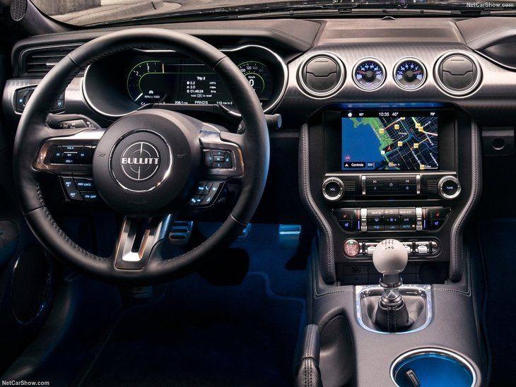 Yeni Ford Mustang Bullitt'in özellikleri - Page 4