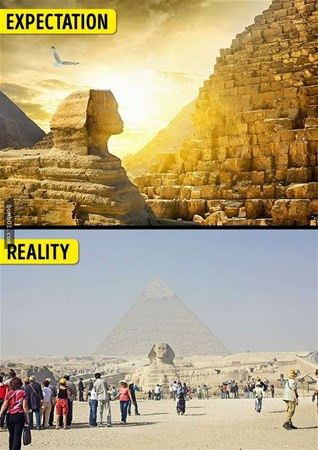 İşte dünyaca ünlü turistik yerlerin gerçek yüzü - Page 2