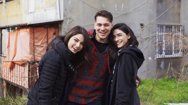 Netflix'in Türk dizisinden ilk fotoğraflar paylaşıldı!