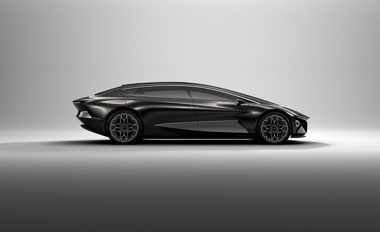 Aston Martin ilk elektrikli konsept otomobili Lagonda Vision - Page 2