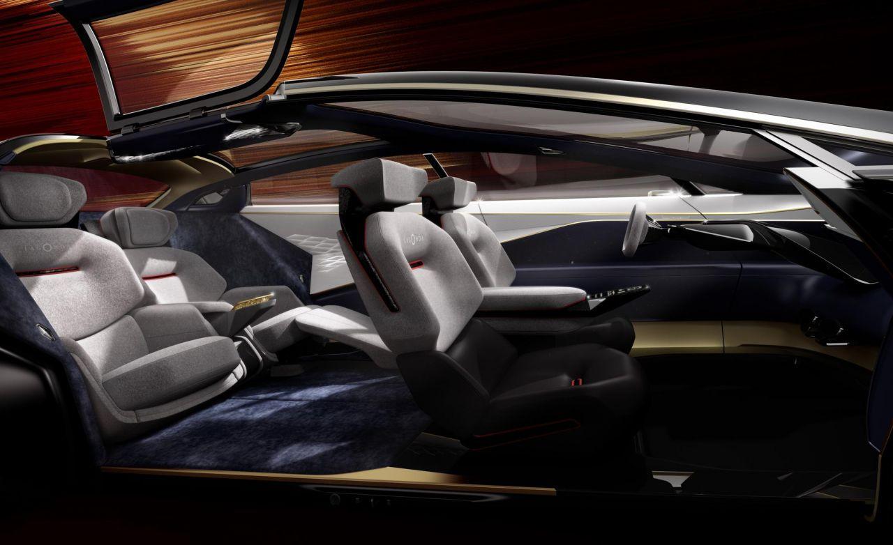 Aston Martin ilk elektrikli konsept otomobili Lagonda Vision - Page 4