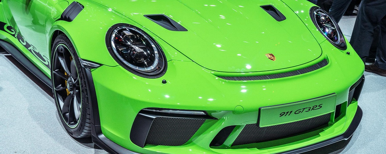 Porsche 911 GT3 RS, Cenevre'de tanıtıldı!