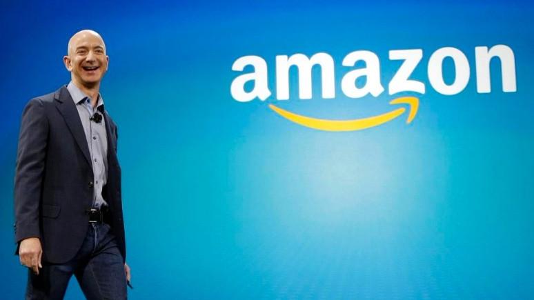 Amazon, Microsoft'tun elinden en zengin unvanını aldı