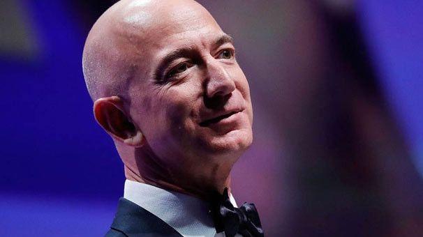 Jeff Bezos, Bill Gates'i tahtından indirdi! - Page 1