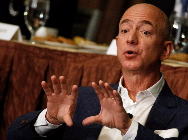 Jeff Bezos, Bill Gates'i tahtından indirdi! - Page 3