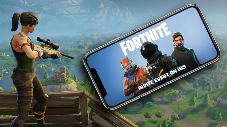 Fortnite mobile geliyor!