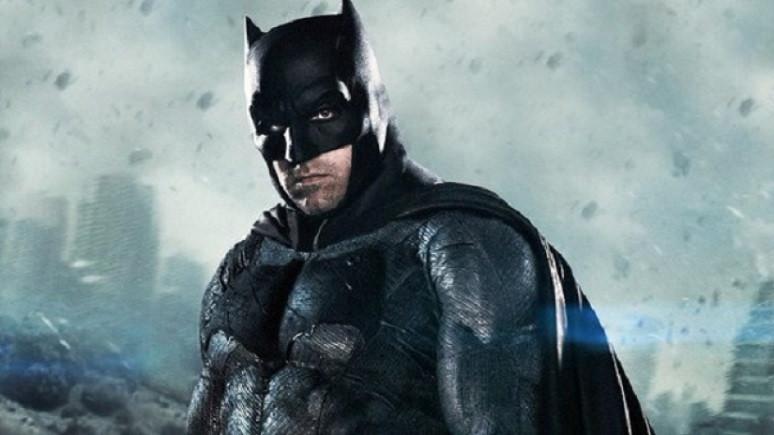 Ben Affleck, Batman rolündeki eylemleriyle can sıkıyor!