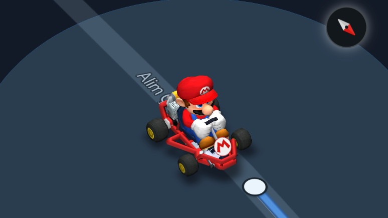 Google'dan Mario sürprizi!