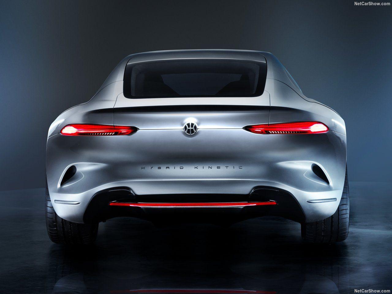 Pininfarina, elektrikli HK GT konsepti büyüledi - Page 1