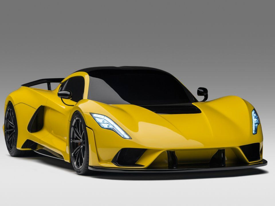 Dünyanın en hızlı otomobili Hennessey Venom F5 - Page 2