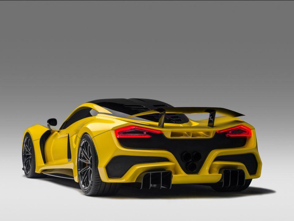 Dünyanın en hızlı otomobili Hennessey Venom F5 - Page 3
