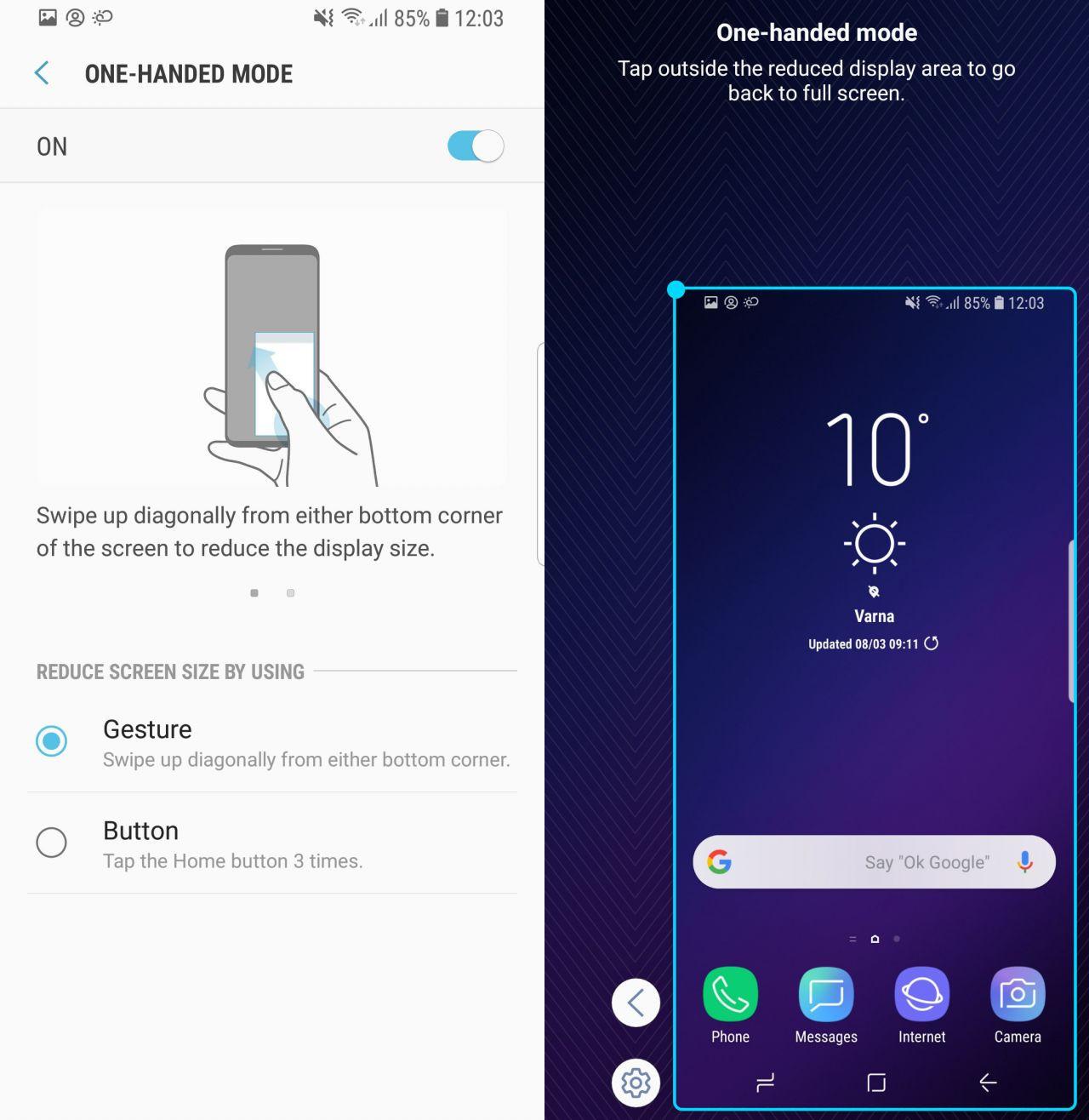 Galaxy S9 ve Galaxy S9+ ipuçları ve püf noktaları - Page 4