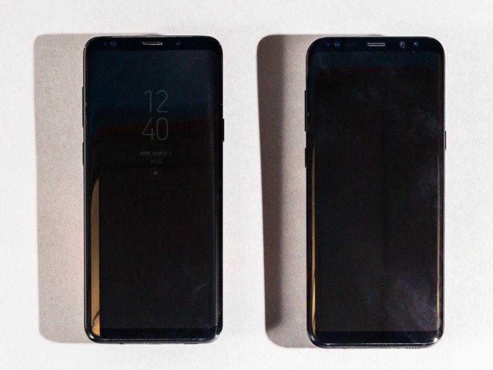 Samsung Galaxy S9 Galaxy S8'e karşı - Page 2